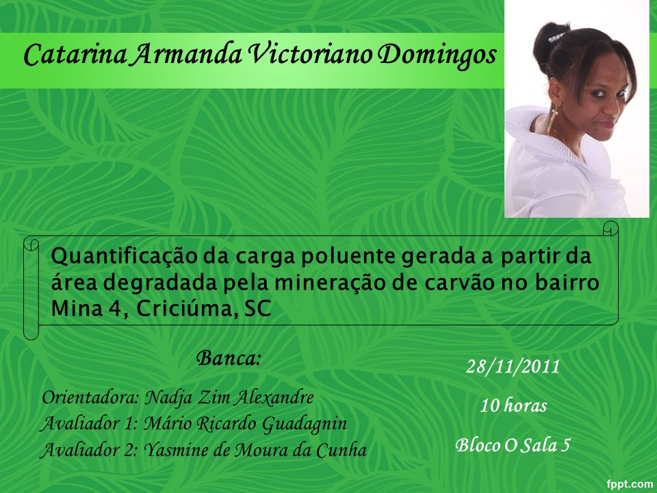 Catarina Armanda Victoriano Domingos