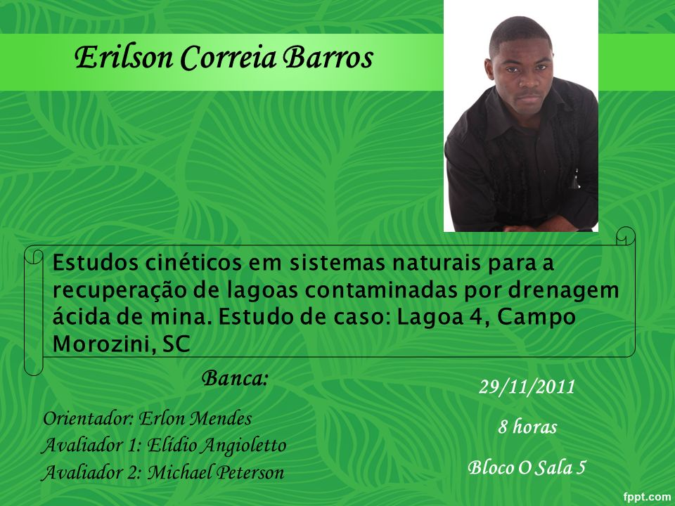 Erilson Correia Barros