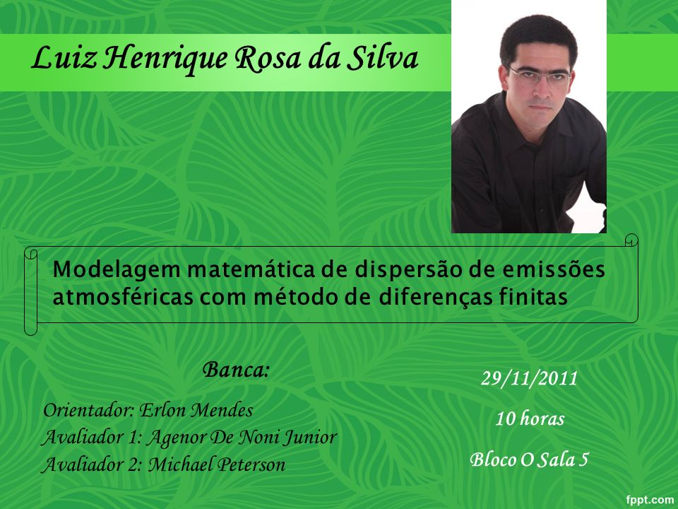 Luiz Henrique Rosa da Silva