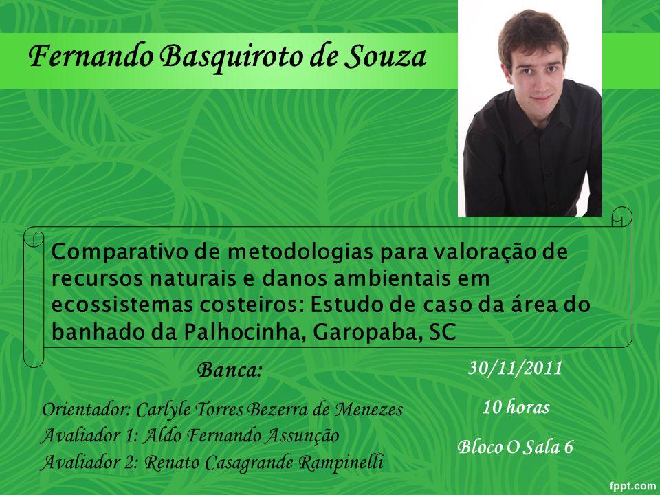 Fernando Basquiroto de Souza