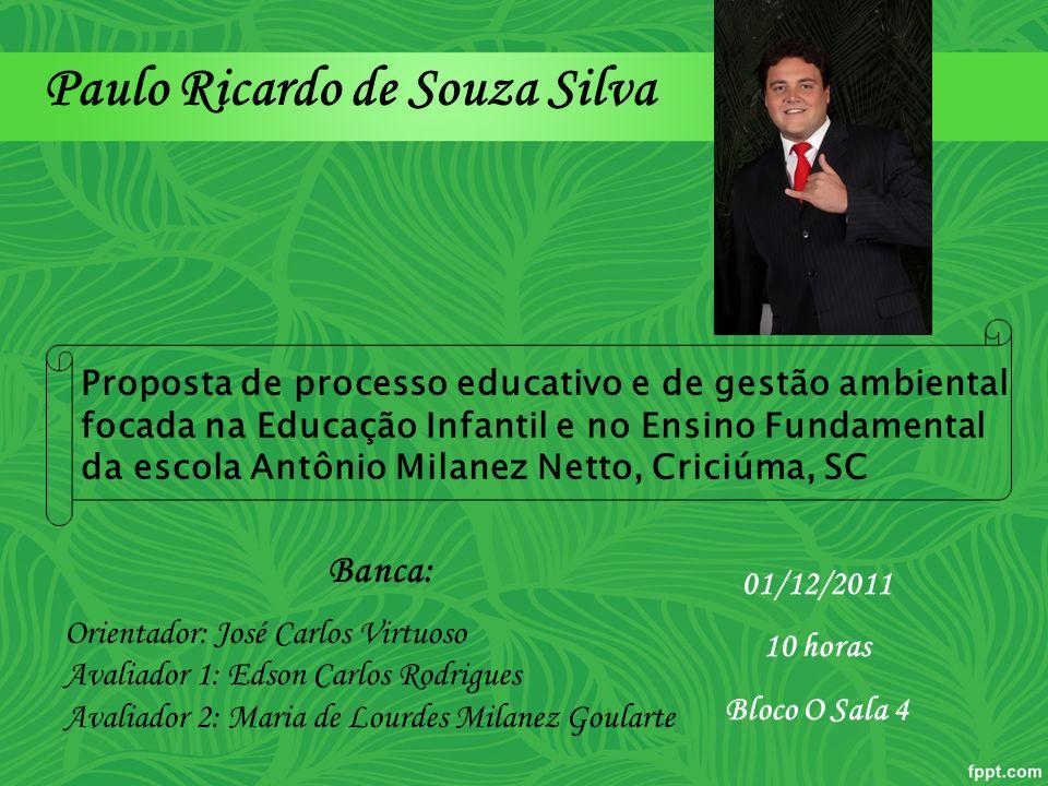 Paulo Ricardo de Souza Silva
