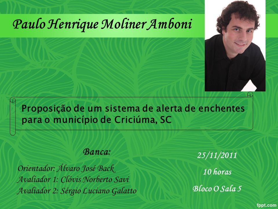 Paulo Henrique Moliner Amboni