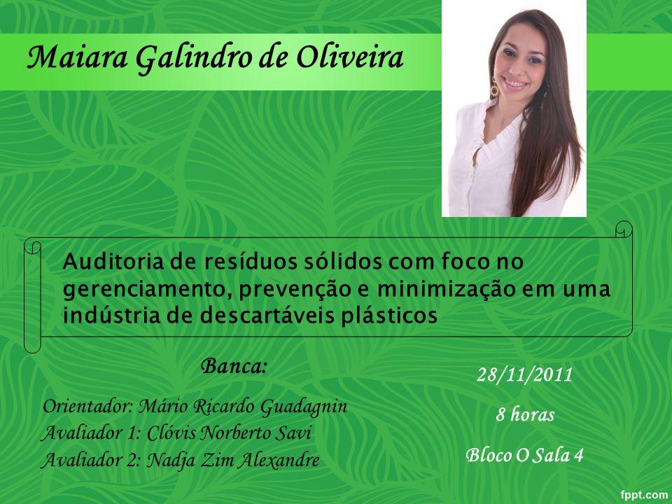 Maiara Galindro de Oliveira