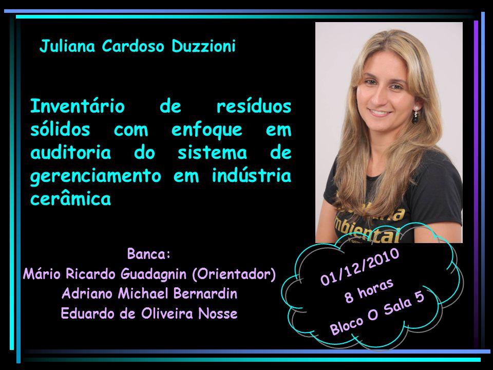 Juliana Cardoso Duzzioni