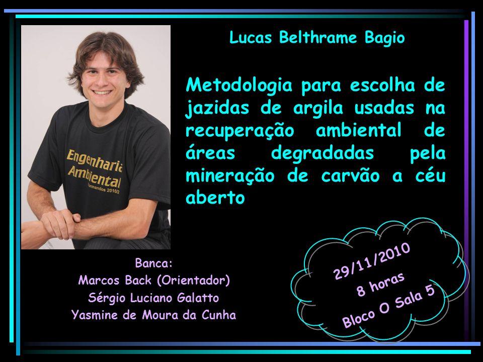 Lucas Belthrame Bagio