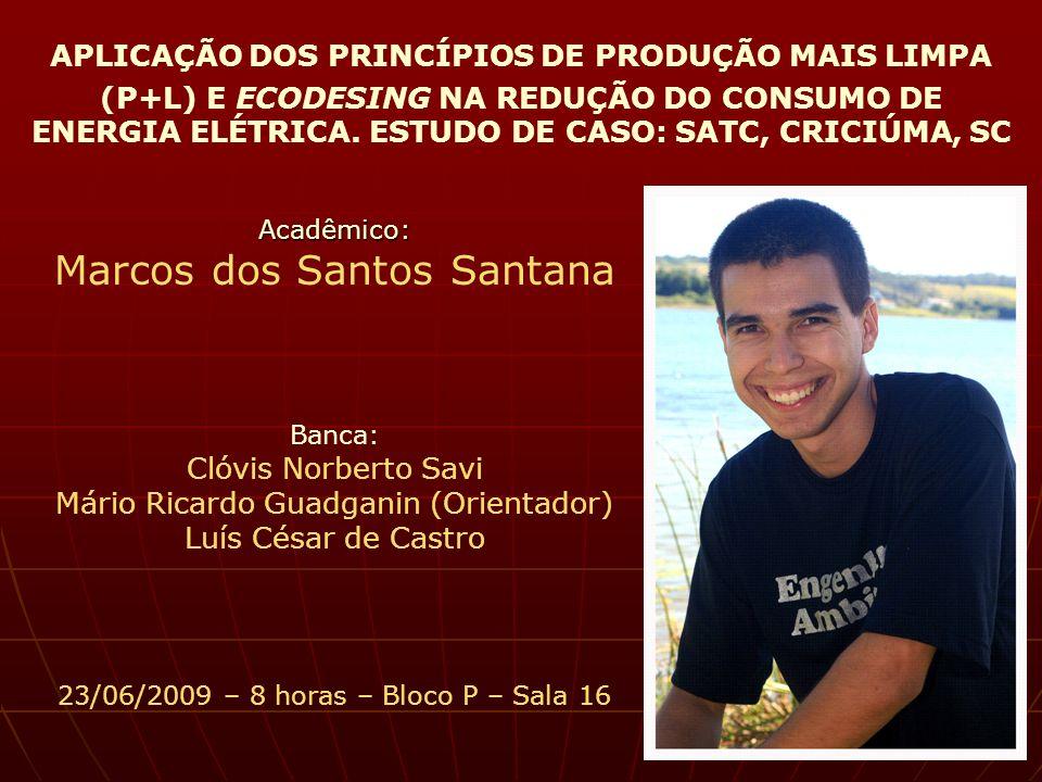 Marcos dos Santos Santana