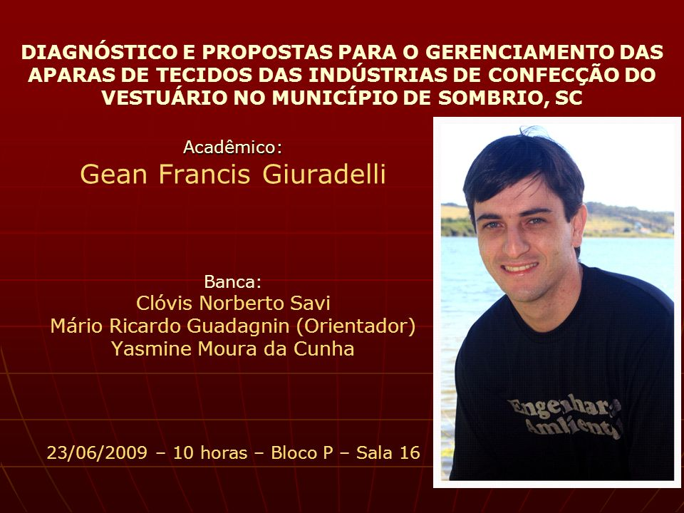 Gean Francis Giuradelli