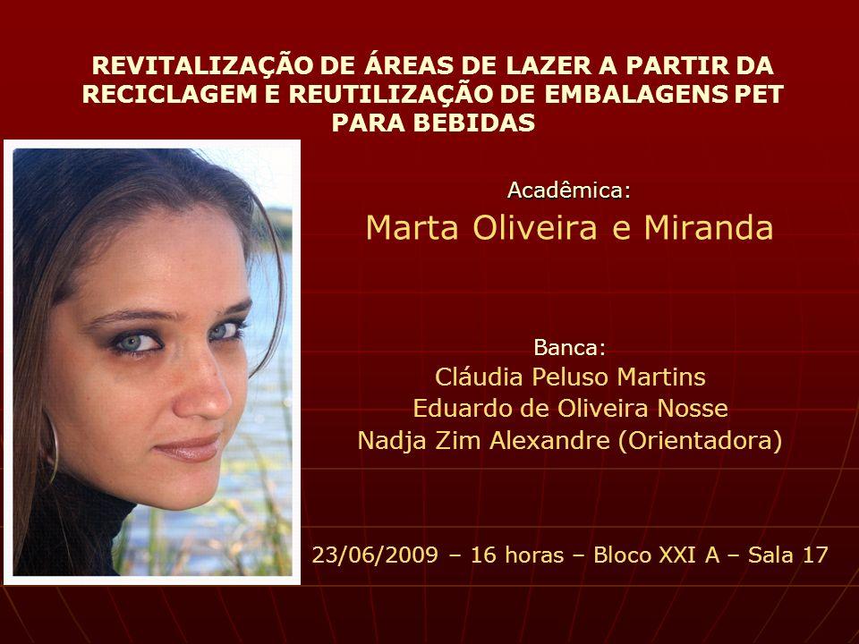 Marta Oliveira e Miranda