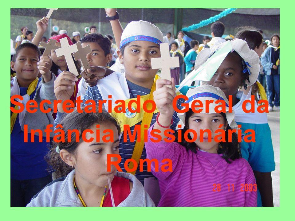Secretariado Geral da Infância Missionária Roma