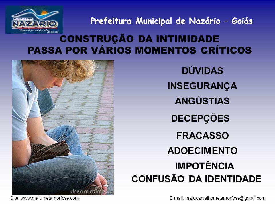 CONFUSÃO DA IDENTIDADE