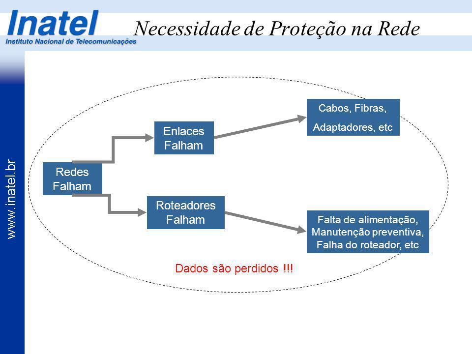 Necessidade de Proteção na Rede