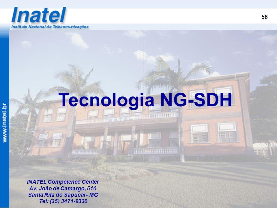 INATEL Competence Center Santa Rita do Sapucai - MG
