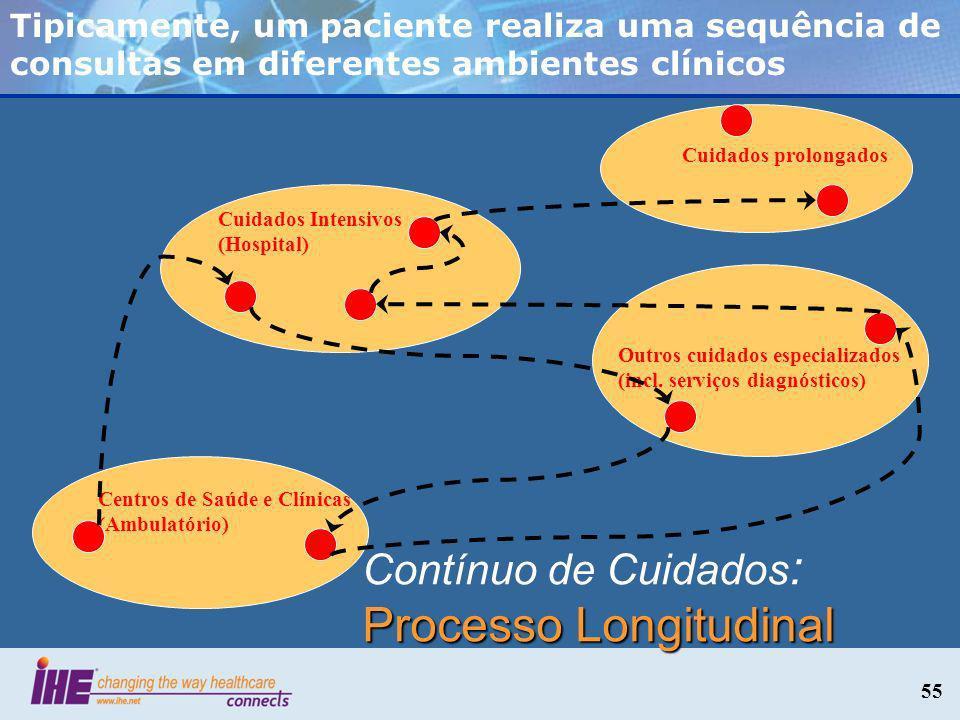 Processo Longitudinal