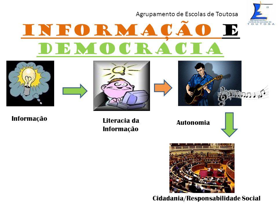 Informação e Democracia