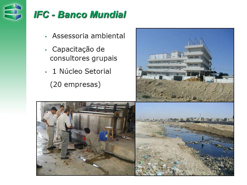 IFC - Banco Mundial Assessoria ambiental
