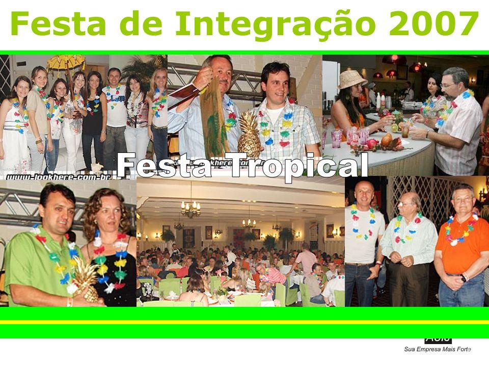 Festa de Integração 2007 Festa Tropical