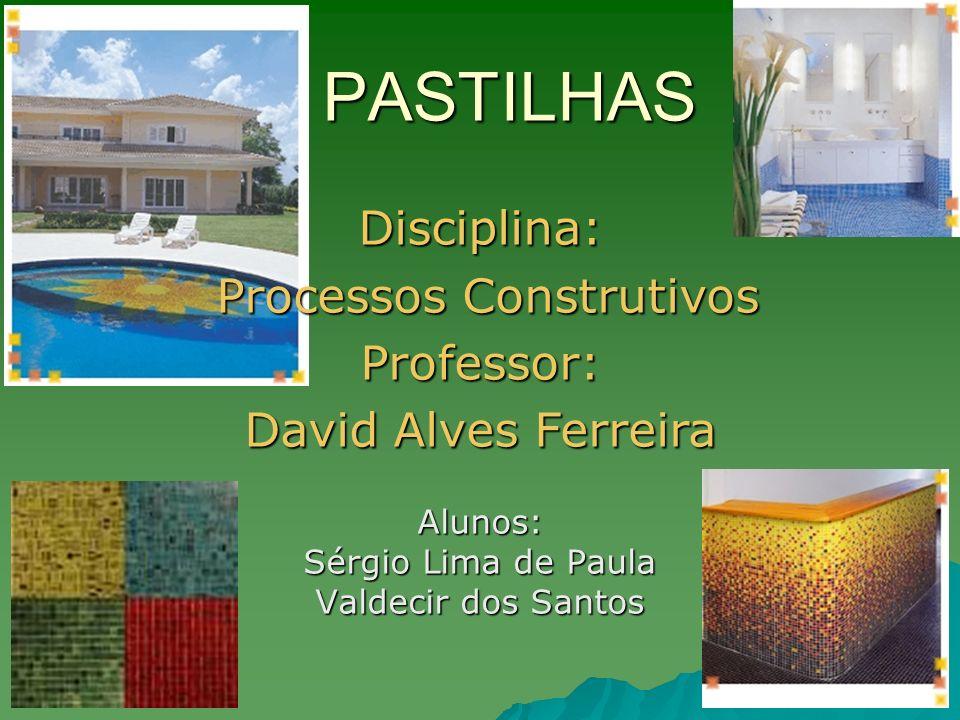 Alunos: Sérgio Lima de Paula Valdecir dos Santos