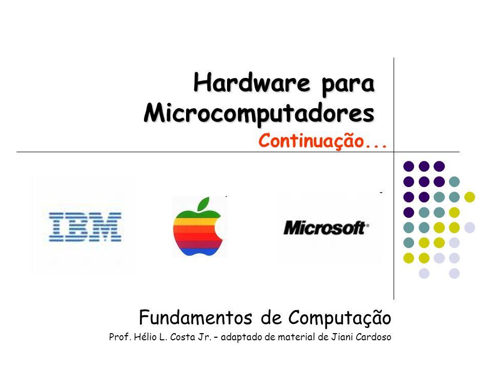Hardware para Microcomputadores