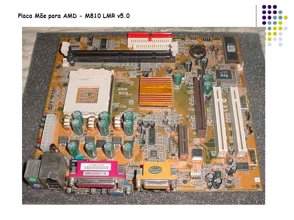 Placa Mãe para AMD - M810 LMR v5.0