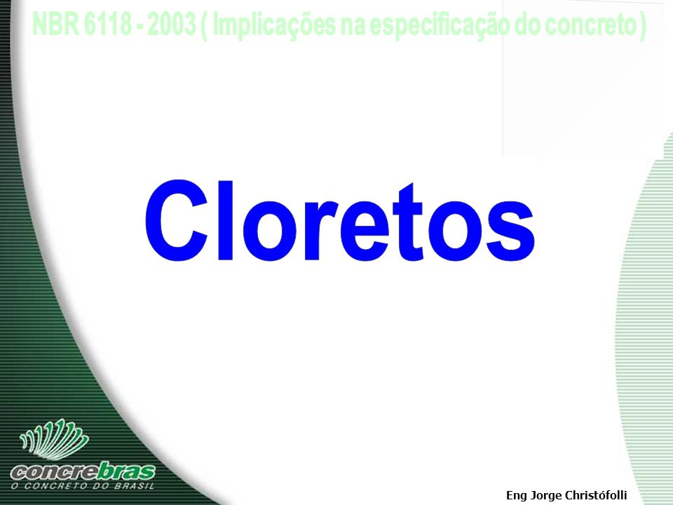 Cloretos