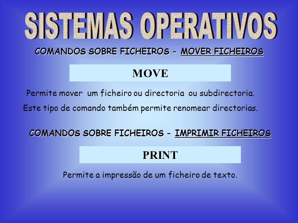 MOVE PRINT SISTEMAS OPERATIVOS
