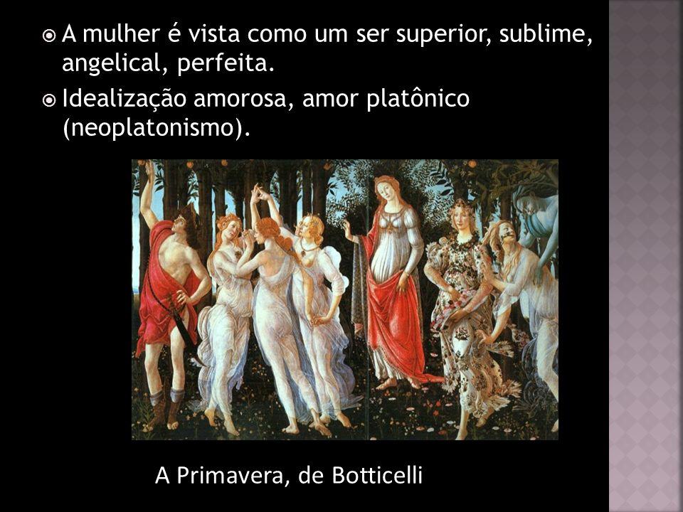 A Primavera, de Botticelli