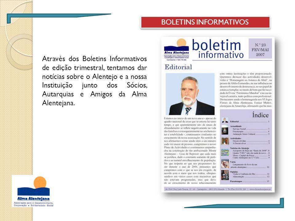 BOLETINS INFORMATIVOS