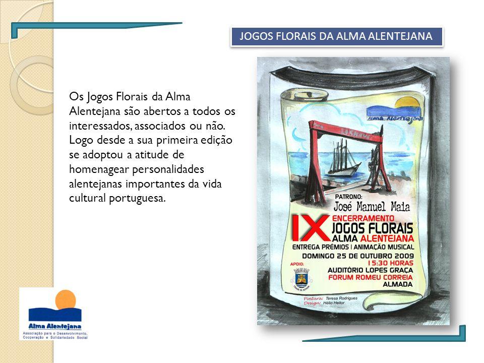 JOGOS FLORAIS DA ALMA ALENTEJANA