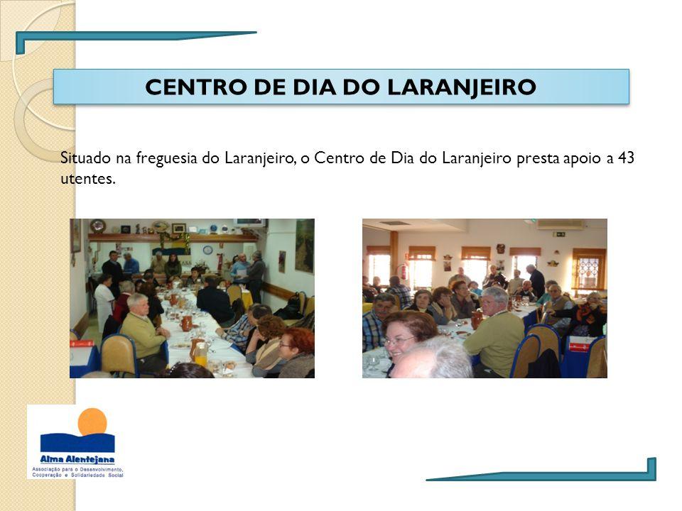 CENTRO DE DIA DO LARANJEIRO
