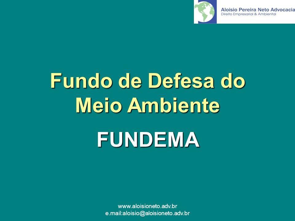 Fundo de Defesa do Meio Ambiente
