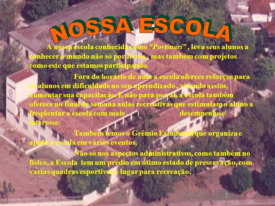 NOSSA ESCOLA
