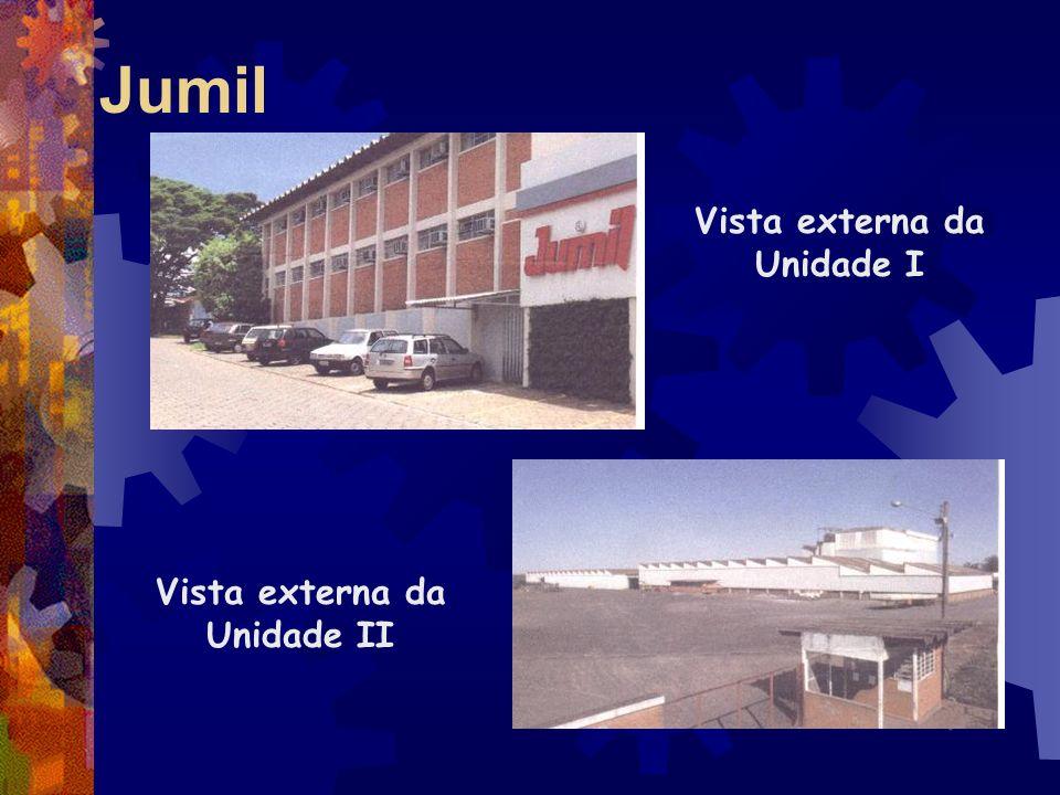 Vista externa da Unidade I Vista externa da Unidade II