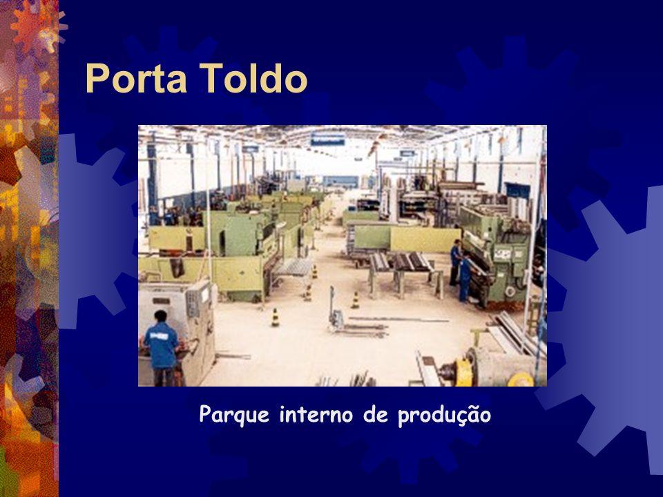 Parque interno de produção