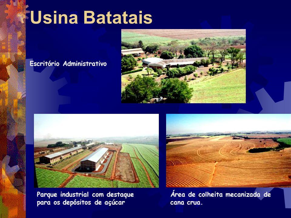 Usina Batatais Escritório Administrativo