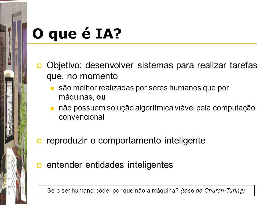 Se o ser humano pode, por que não a máquina (tese de Church-Turing)