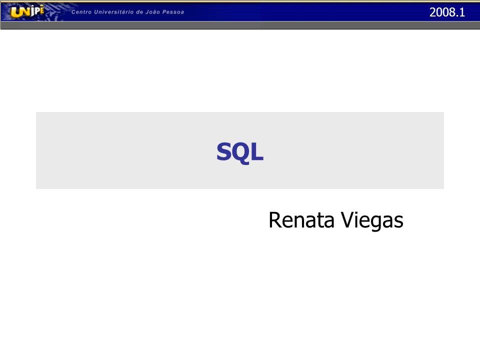 SQL Renata Viegas