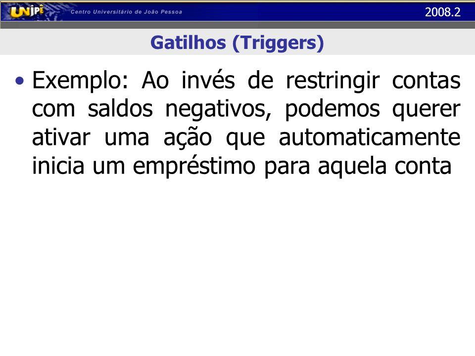 Gatilhos (Triggers)