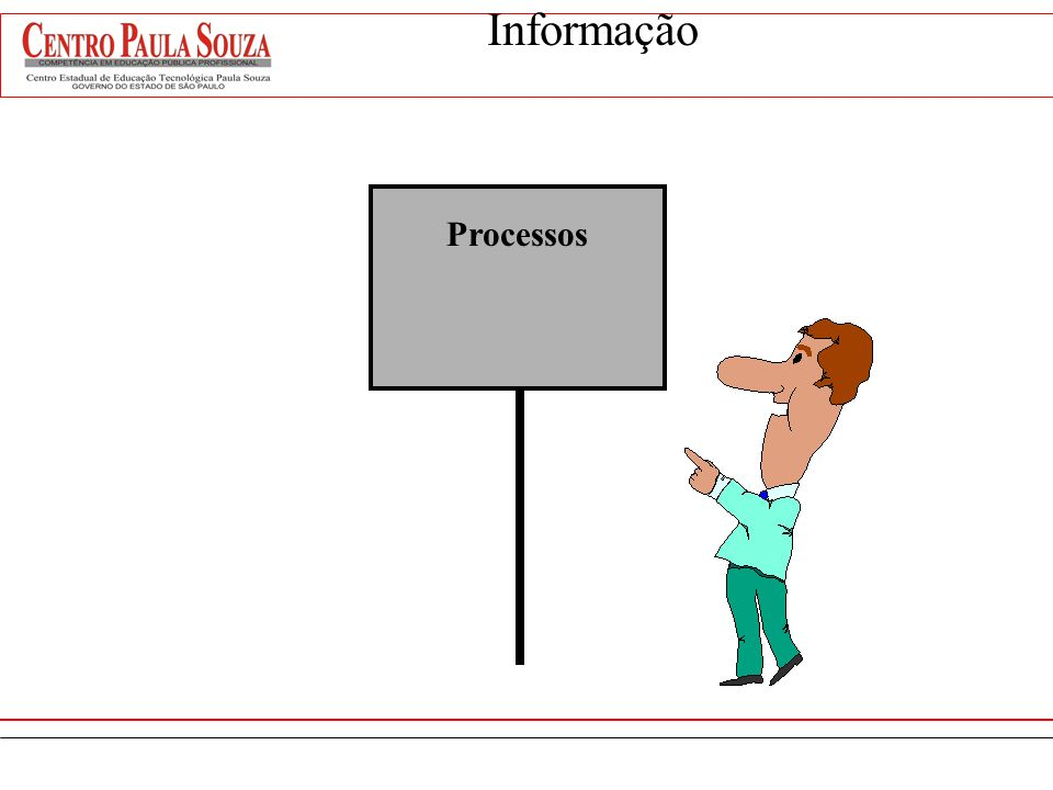 Informação Processos