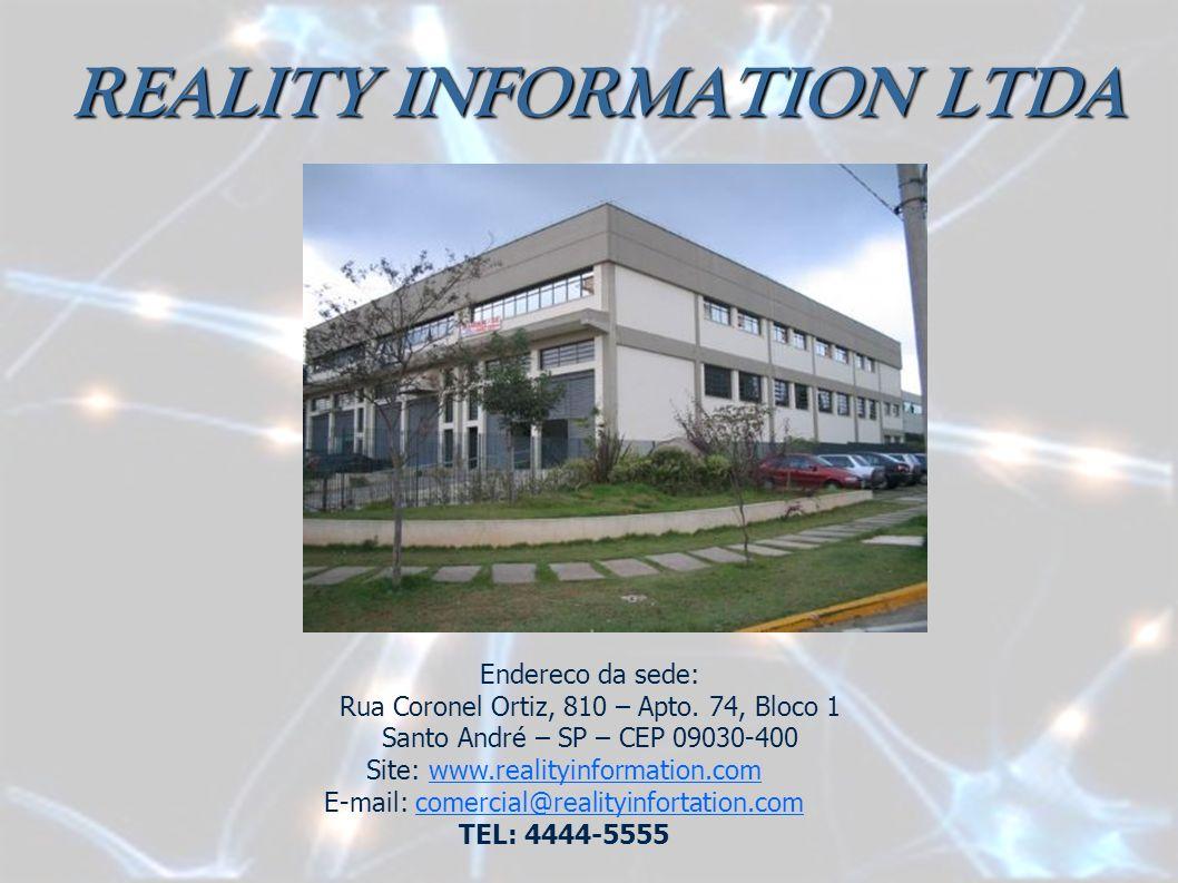 REALITY INFORMATION LTDA
