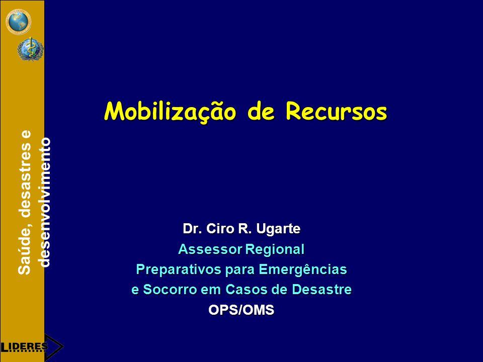 Mobilização de Recursos