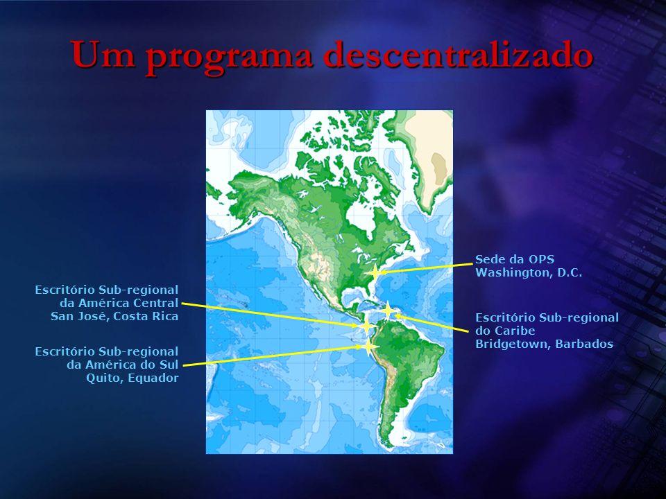 Um programa descentralizado