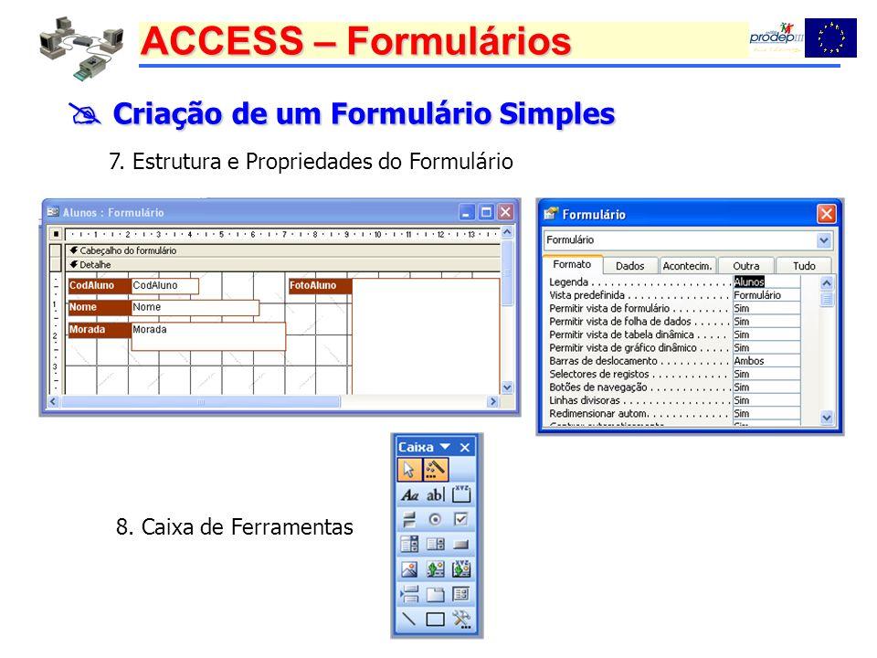  Criação de um Formulário Simples