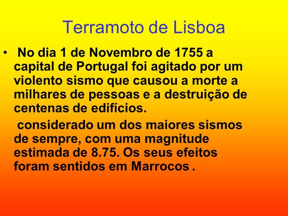 Terramoto de Lisboa
