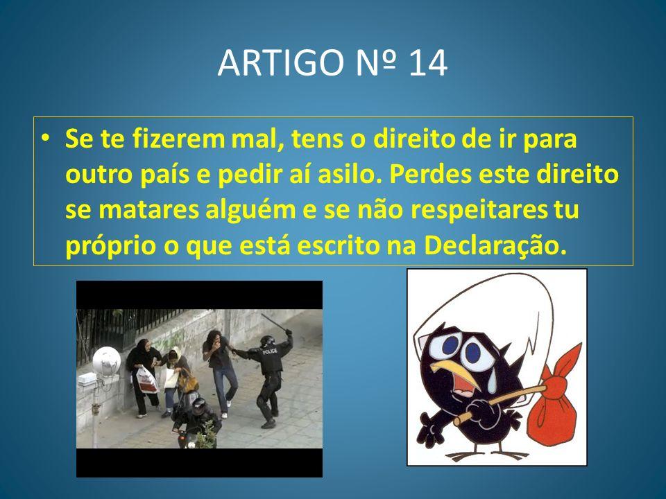ARTIGO Nº 14
