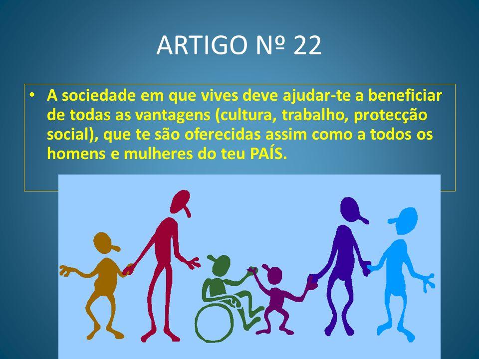 ARTIGO Nº 22