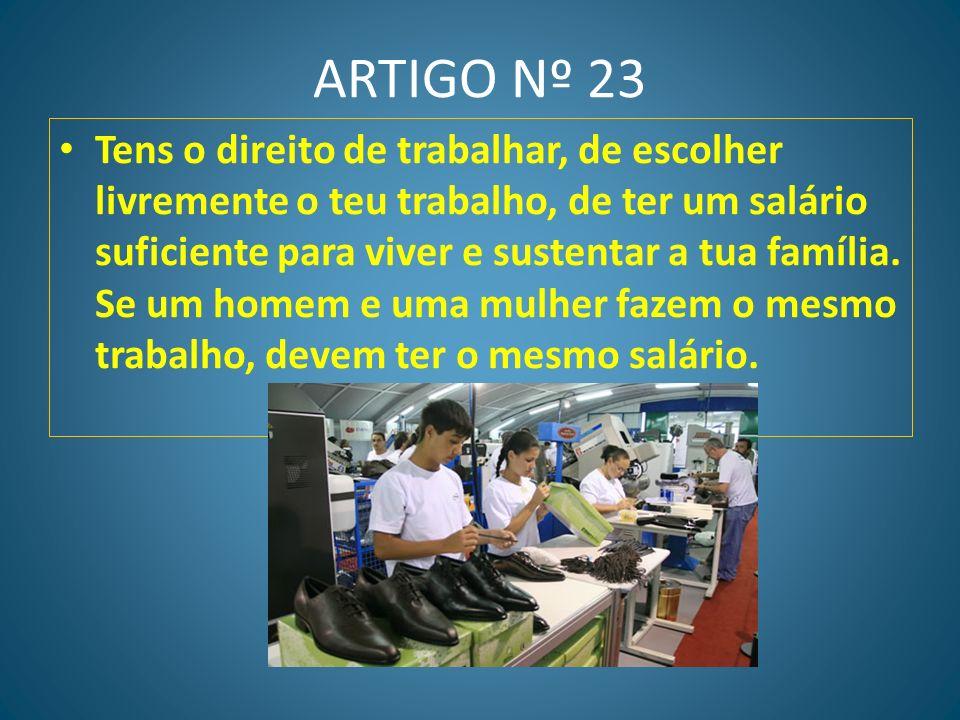 ARTIGO Nº 23