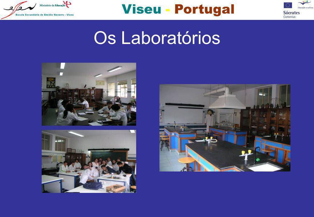Os Laboratórios