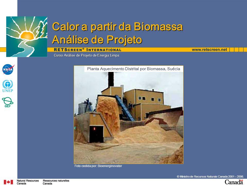 Planta Aquecimento Distrital por Biomassa, Suécia