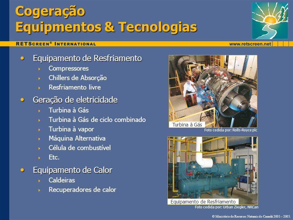 Cogeração Equipmentos & Tecnologias