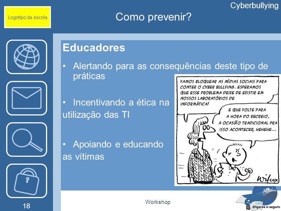 Como prevenir Educadores